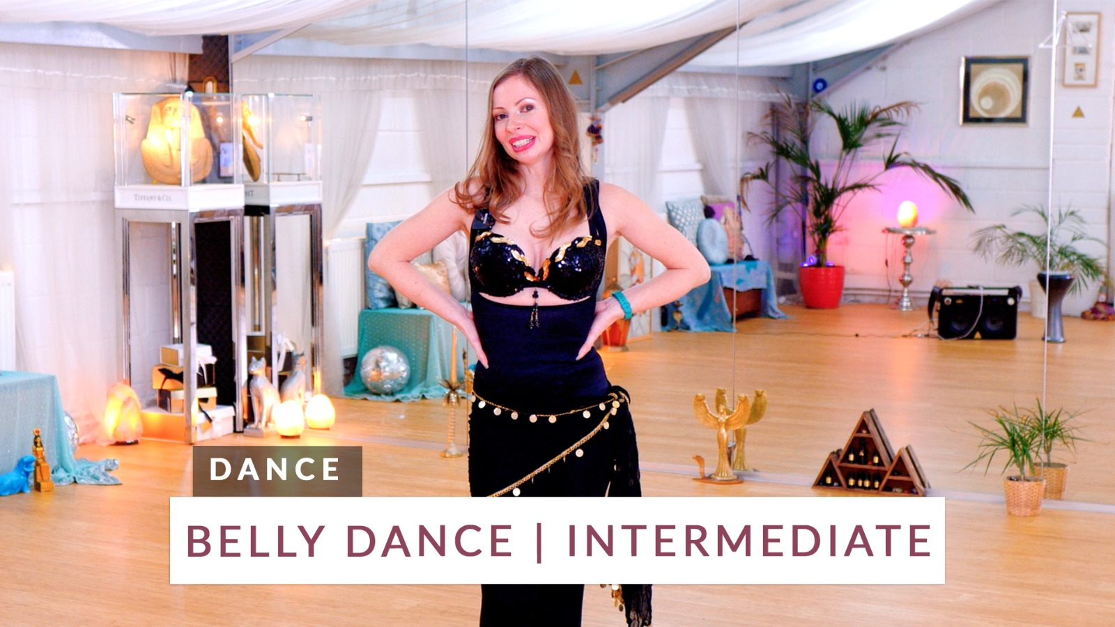 Belly Dance | Intermediate | Term 1 2021 | Week 8 by Little Egypt Studio
