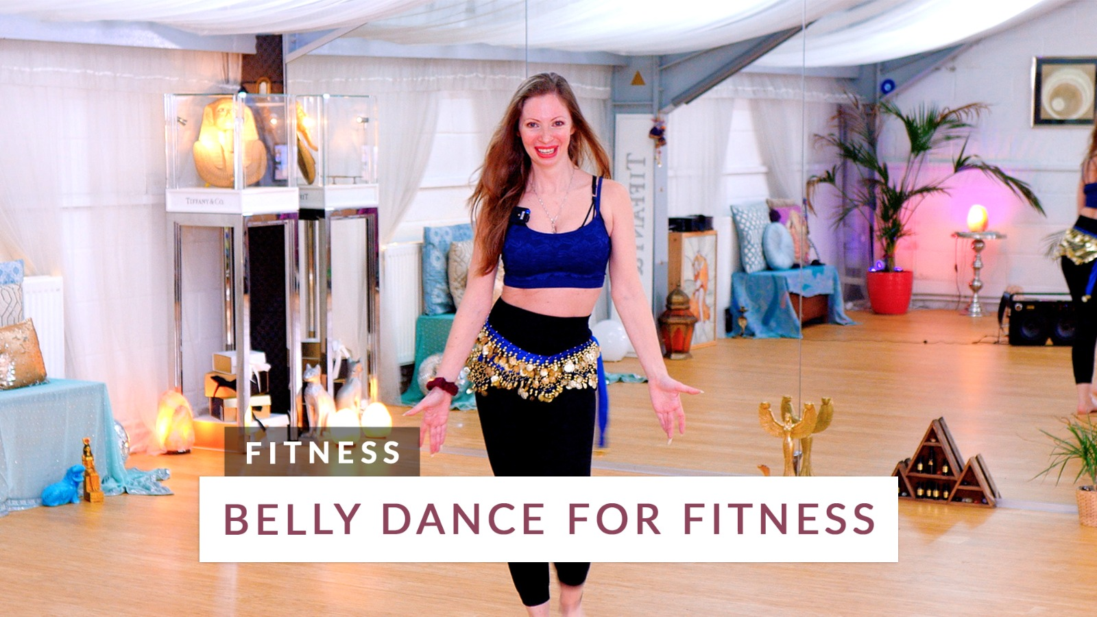 Belly Dance for Fitness  | Term 1 2021 | Week 8 by Little Egypt Studio