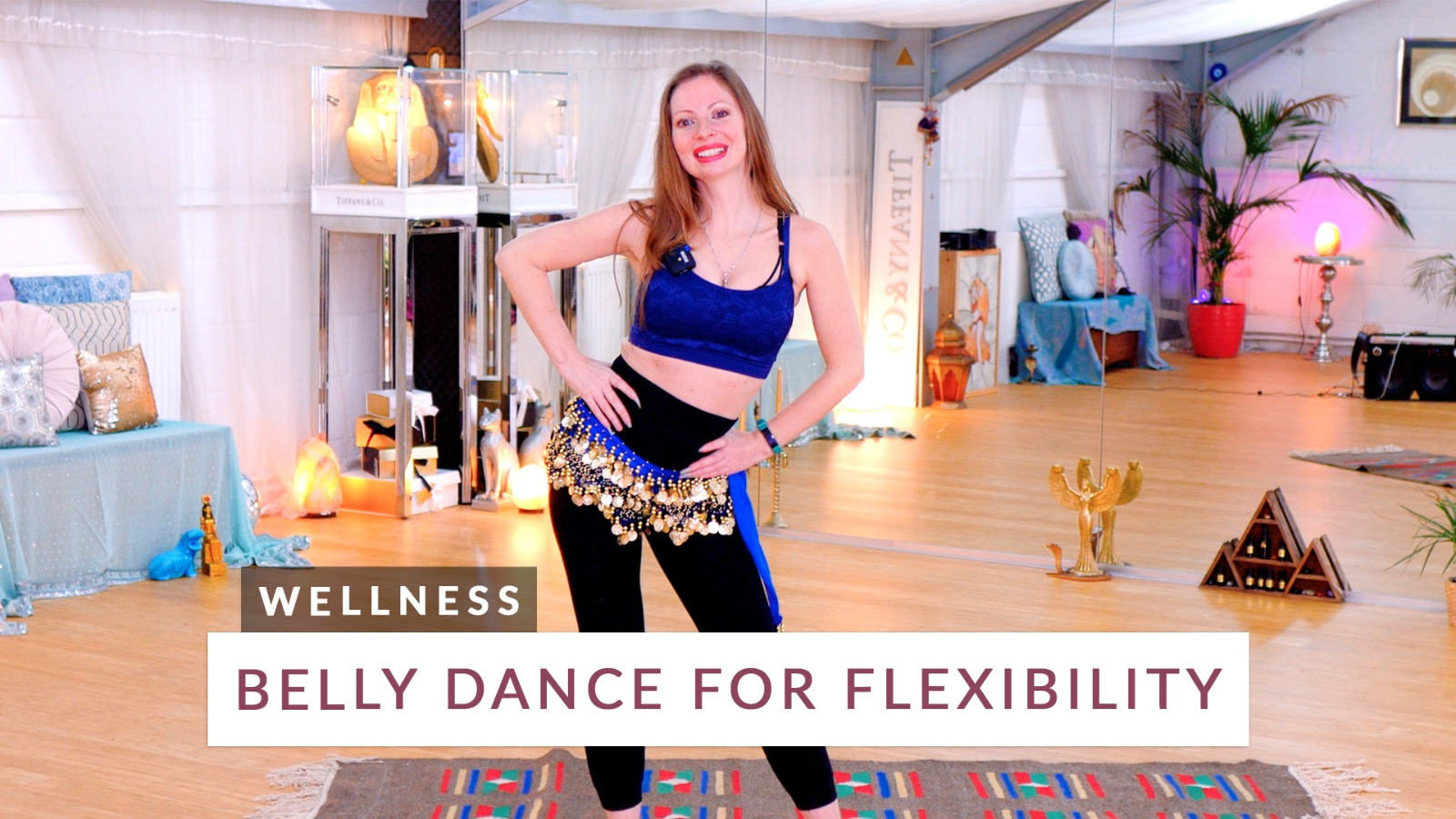 Belly Dance for Flexibility  | Term 1 2021 | Week 8 by Little Egypt Studio