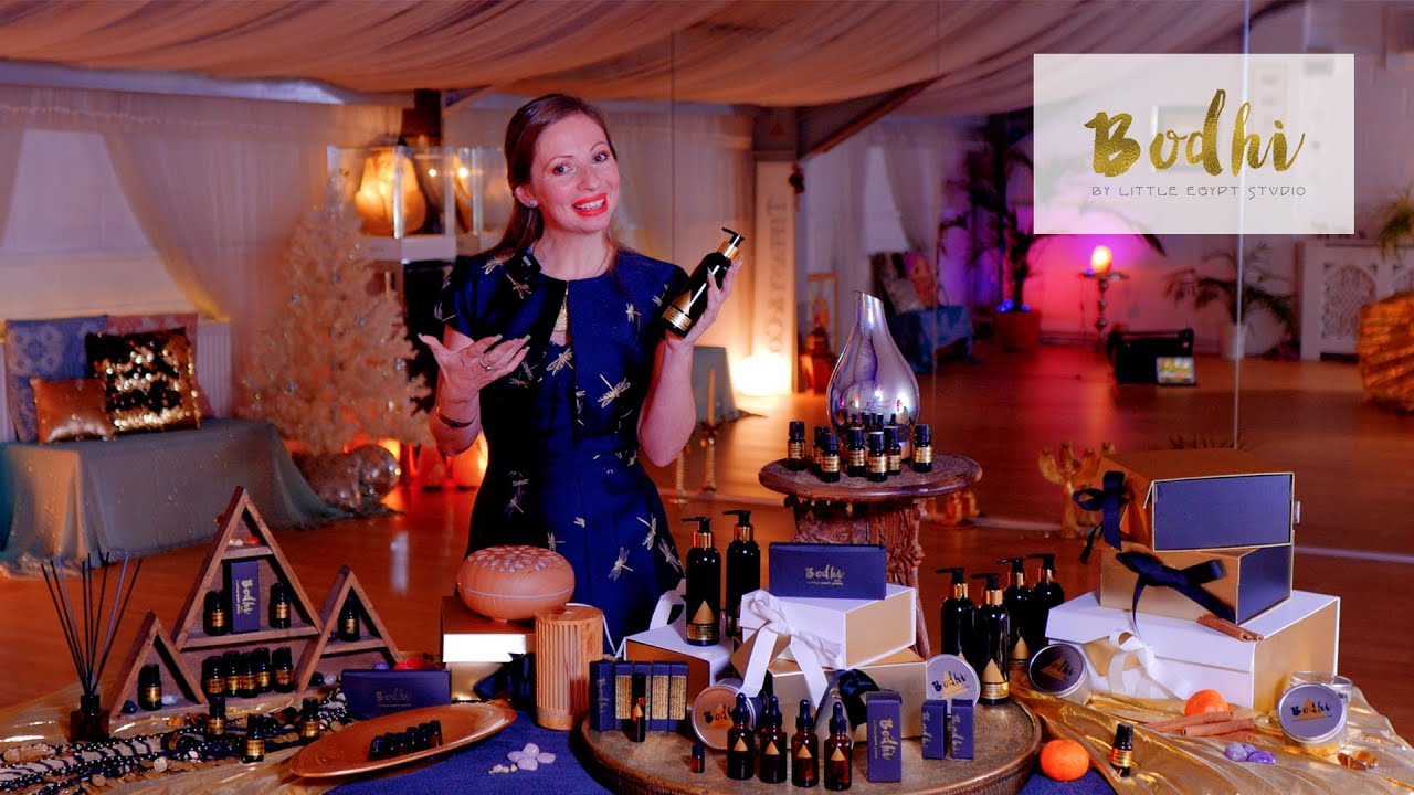 Bodhi Organic Skincare & Wellbeing Brand Launch by Little Egypt Studio