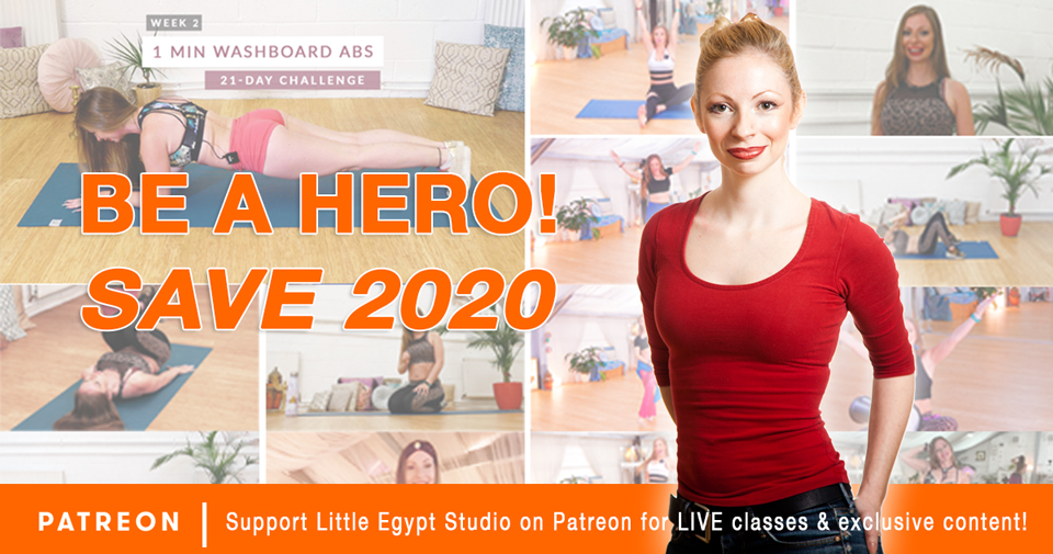 Support Little Egypt Studio on Patreon