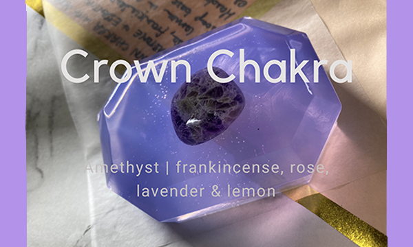 Crown Chakra with Amethyst